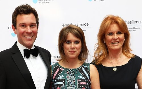 Sarah Ferguson Defends Her Son-in-Law Jack Brooksbank After Photos from Italy Go Viral