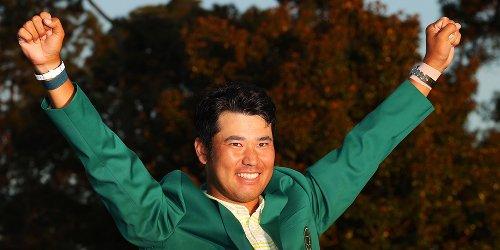 Hideki Matsuyama Wins & Makes History At Masters 2021 Tournament