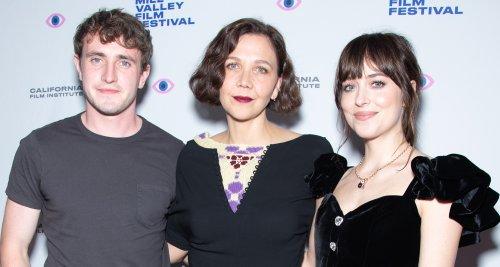 Dakota Johnson, Paul Mescal, & Maggie Gyllenhaal Bring 'The Lost Daughter' to Mill Valley Film Festival