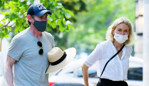 Billy Crudup & Naomi Watts Spotted Running Errands Together in New York City