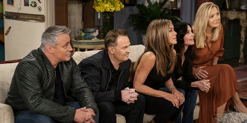 The 'Friends' Reunion Brought In More HBO Max Sign-Ups Than Anything Else