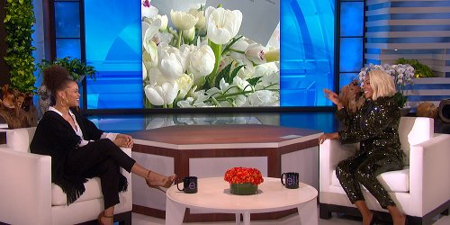 Andra Day Reveals What She Did With The Flowers Beyonce Sent Her