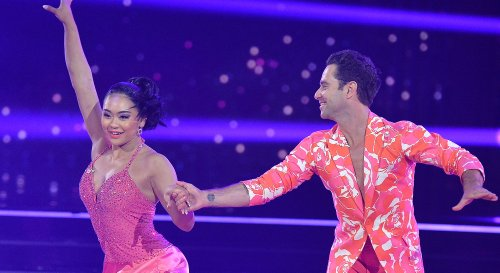 Olympic Gymnast Suni Lee Makes Her 'DWTS' Debut – Watch Her Dance Here!