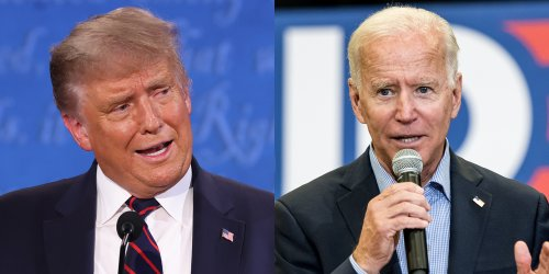 Joe Biden's Four Word Reaction to What Trump Left in White House Revealed in Tell-All Book