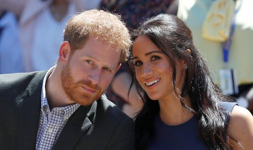 Fans & Oddsmakers Think Meghan Markle & Prince Harry Will Choose This Name for Their Daughter