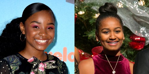 Saniyya Sidney Cast as Sasha Obama In Upcoming Series 'The First Lady'