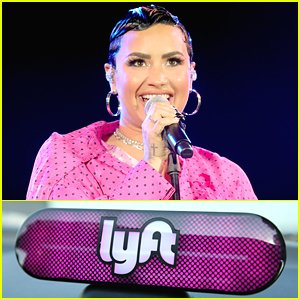 Demi Lovato Teams Up With Lyft To Help People Get To Vaccine Appointments