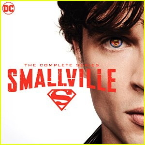 'Smallville' Is Coming To Blu-Ray For the First Time In Honor of 20th Anniversary!