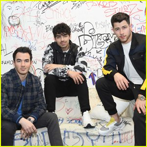 Listen to Jonas Brothers' New Song 'Who's In Your Head' Now!