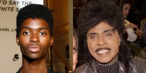 Model Alton Mason Cast as Little Richard In Upcoming 'Elvis' Movie!