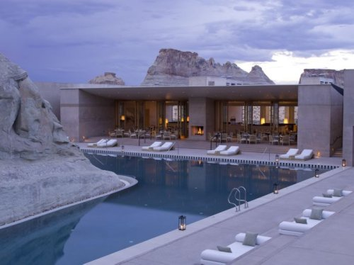 5 Luxe Resorts at Americaâs National Parks