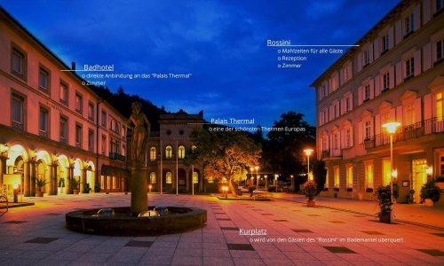 Top 5 Gründe für einen Aufenthalt in einem Luxushotel im Schwarzwald Deutschland