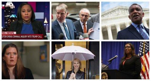 Litigation Tracker: Pending Criminal and Civil Cases Against Donald Trump