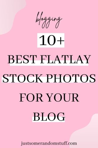 Here are 10+ best flatlay stock photos for your next blog post