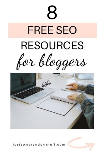 Here are the top 9 free SEO resources to stop struggling and start growing you blog