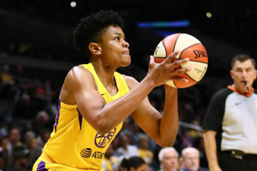 Alana Beard to lead ownership group for proposed Oakland WNBA team