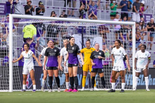 Becky Burleigh to part ways with Orlando Pride