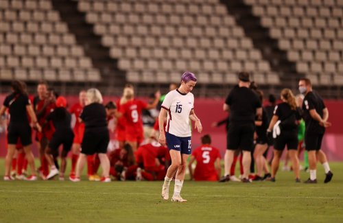 USWNT crushed by loss to Canada, Alex Morgan 'devastated,' Megan Rapinoe 'gutted'