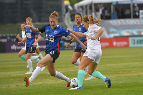 Late goal lifts OL Reign over Kansas City in Challenge Cup finale – Just Women's Sports
