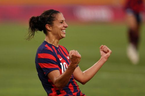 The all-time leading goal scorers in USWNT history