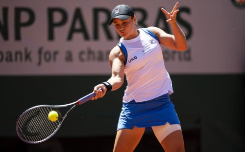 Ash Barty withdraws from tournament at Indian Wells