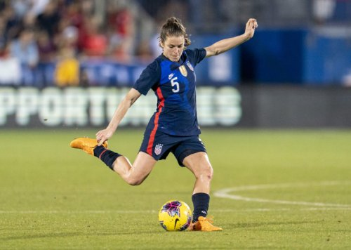 USWNT's Kelley O'Hara is 'all in' for 2023 World Cup, 2024 Paris Olympics