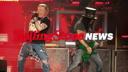 Guns N' Roses Announce Rescheduled Tour With 15 New Dates   RS News 6/1/21