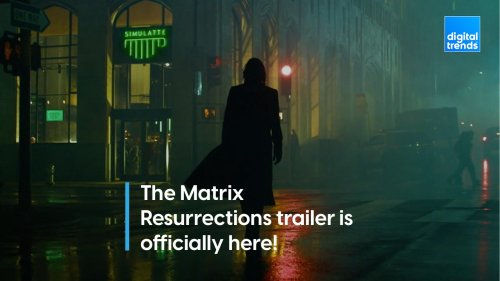 The Matrix Resurrections trailer is officially here!