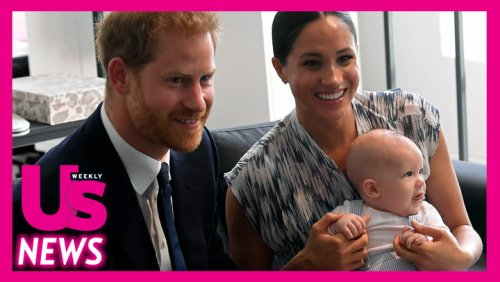 Prince Harry and Meghan Markle Share New Photo of Son Archie for 2nd Birthday