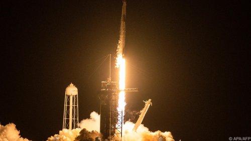 Laien-Astronauten kehren zurück zur Erde