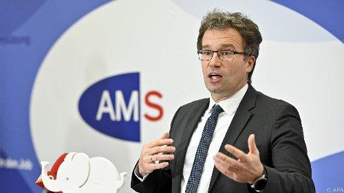 Arbeitslosen-Vorkrisenniveau für AMS-Chef 2023 erreichbar