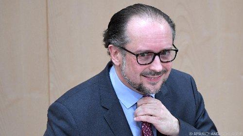 Schallenberg trifft deutschsprachige Außenminister im Tessin