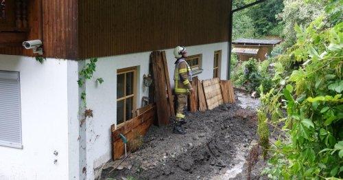 Weitere Schäden nach Gewitter in Teilen Österreichs