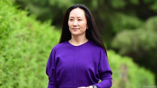 Huawei-Finanzchefin nach Deal mit US-Justiz vor Freilassung