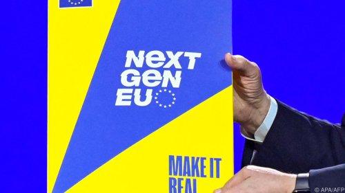 Erste EU-Staaten erhalten Geld aus dem Corona-Aufbaufonds