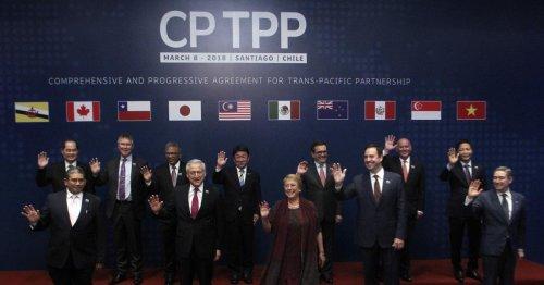 China beantragt Aufnahme in Pazifik-Freihandelsabkommen