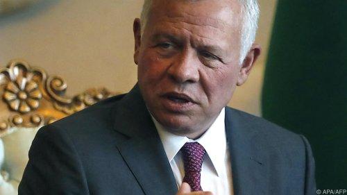 Jordaniens König Abdullah II. besucht Wien