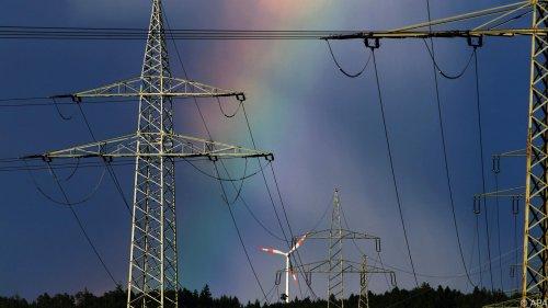 Hohe Strompreise von Entwicklung bei Gas getrieben