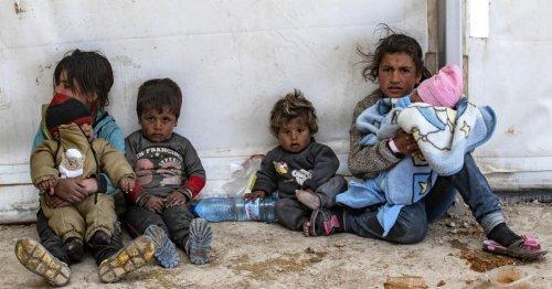 Dutzende Kinder in Lagern für Familien von IS-Kämpfern tot
