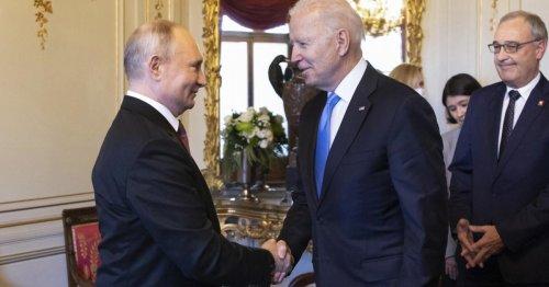 """Kreml lobt Gipfel mit Biden als Treffen """"mit Pluszeichen"""""""
