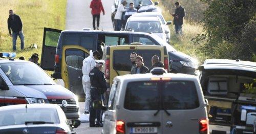 Zwei tote Flüchtlinge - Suche nach Schlepper im Burgenland