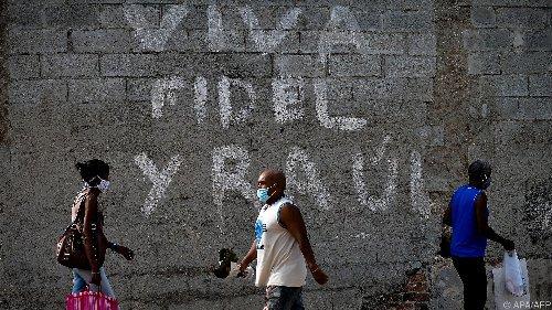 Parteitag in Havanna: Ende der Castro-Ära in Kuba erwartet