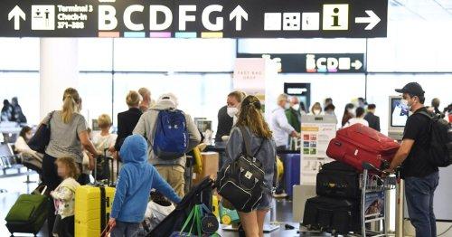 Flughäfen rüsten sich für bevorstehende PCR-Tests
