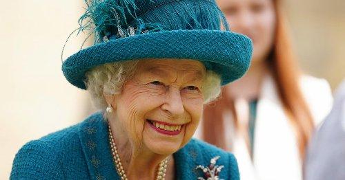 Queen wünscht englischem Nationalteam viel Erfolg