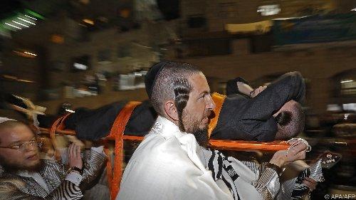 Zwei Tote bei Tribüneneinsturz in Synagoge bei Jerusalem