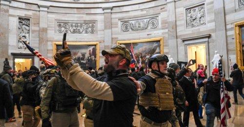 Haftstrafe wegen Erstürmung des US-Kapitols verhängt