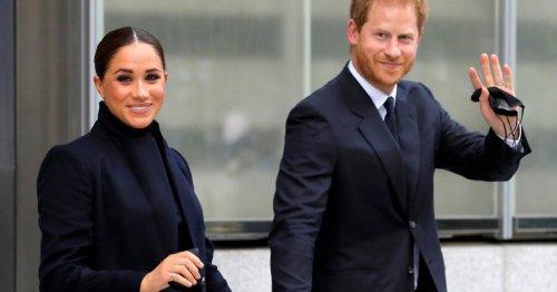 """Meghan Markle: Ihr Vater behauptet, Prinz Harry habe """"alle im Stich gelassen"""""""