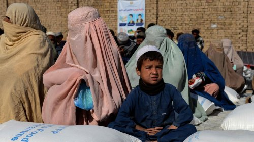"""Afghanistan von Hungersnot bedroht: """"Menschen werden sterben"""""""