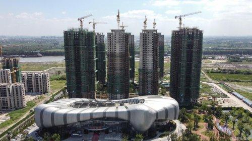 China rüstet sich für Evergrande-Kollaps
