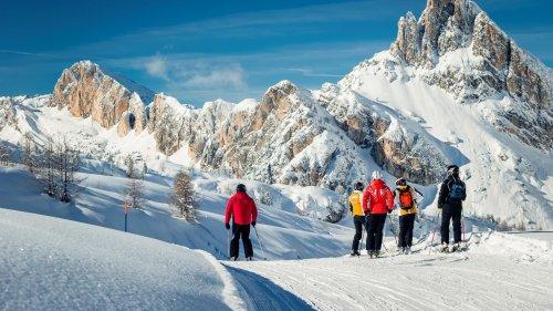 Neue Liftverbindung in Cortina d'Ampezzo